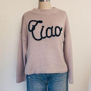 Wildfox Ciao Bella Sweater